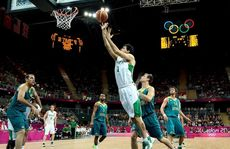 Australia has lost its opening game to Brazil in the men's basketball.