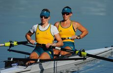 Sarah Tait and Kate Hornsey will hope to Great Britain's pain in the rowing.