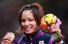 Kaori Matsumoto has won gold for Japan in judo.