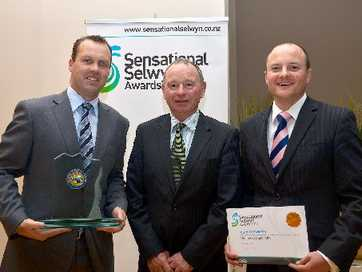 Selwyn District's good sorts were recognised at the Sensational Selwyn Awards on Saturday. About 500 people turned out to the presentation and dinner, hosted by Gary McCormick.