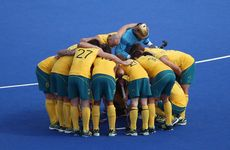 The Kookaburras have claimed the bronze medal.