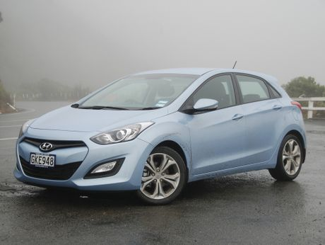Hyundai's i30 could give its rivals a run for their money.