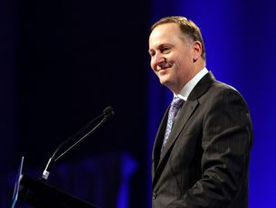 Prime Minister and Tourism Minster John Key.
