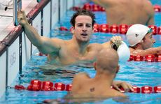 James Magnussen has qualified fastest for the men's 100 metre freestyle final.