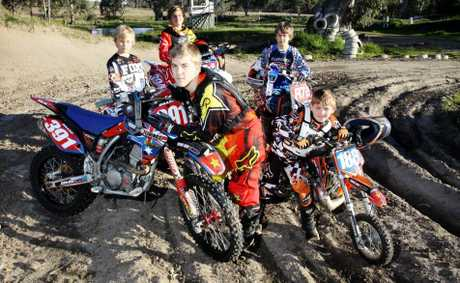 Kilcoy Motorcycle Club are devasted by a break in that has left them thousands of dollars down. Photo Vicki Wood / Caboolture News