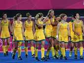 THE Hockeyroos knew they would not lose the series against Korea ahead of yesterday's fourth and final Test match in Perth.