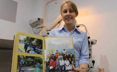 My Optical optometrist Rachel Abraham spent last week in PNG helping the locals. Here she shows some photos from her trip.