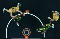 The Opals have beaten Brazil 67-61.