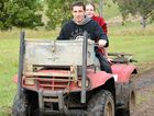 FARM SAFETY: Quad bike safety is being targeted.