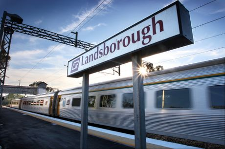 Landsborough station