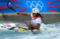 Jessica Fox has won silver in the women&#39;s kayak.