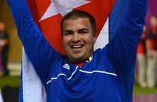Shooter Leuris Pupo has won Cuba&#39;s first gold at the London Olympics.