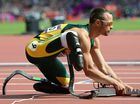 THE Olympic Stadium was witness to a huge shock as Paralympic poster boy Oscar Pistorius was pipped to the post in the final of the T44 200m.
