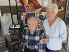 Lazy Acres Caravan Park residents Clarrie and Alisa Chappel don't know how they could possibly move if they were forced out.