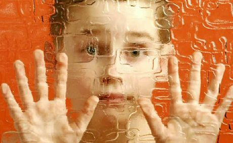 Autism can lock a child away inside their own mind. 