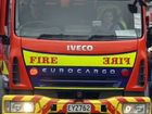 A fire communications spokesman said they were called out to Miro St at about 8.40am to deal with a domestic gas leak.