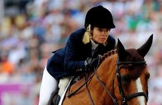 Edwina Tops-Alexander has finished in 20th position after the final round of the jumping.