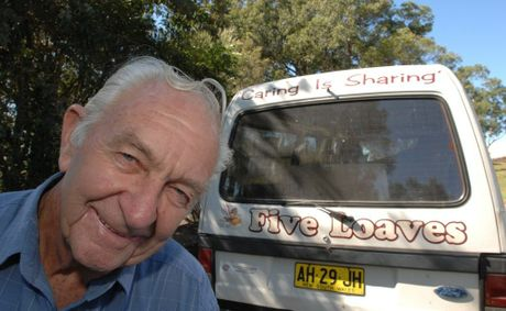 Renowned local humantarian and Five Loaves Mobile Soup Kitchen founder Darcy Goodwin died of a heartattack last night.