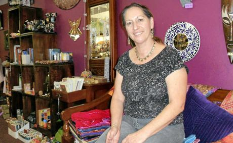 Enchantments' owner Ann Healy gives her tips for running a household and two successful stores in Rockhampton and Yeppoon.