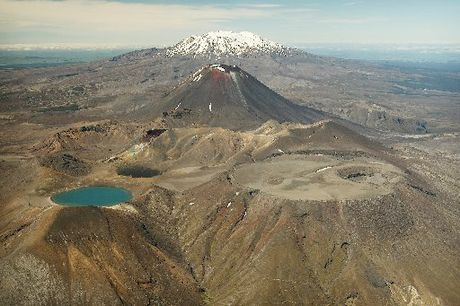 Tongariro National Park. Photo/File