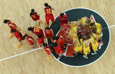The Opals have beaten China 75-60.