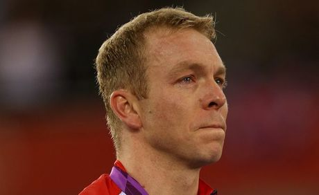 Chris Hoy has become Great Britain&#39;s greatest ever Olympian after winning gold in the men&#39;s keirin.