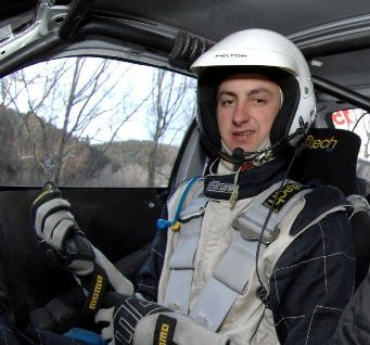 FRESH WHEELS: Mount Maunganui's David Holder will make the next step in his rally career when he competes in a Ford Fiesta Group N car for the first at the Gisborne Rally later this month.