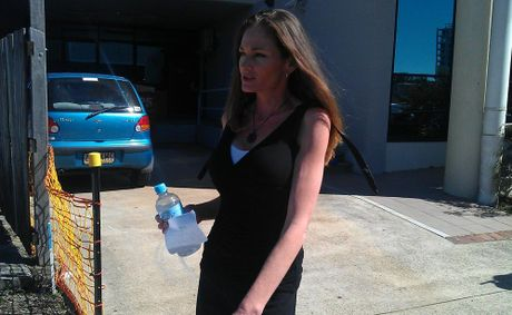 Pieta Michelle Morgan at Maroochydore Magistrates Court.