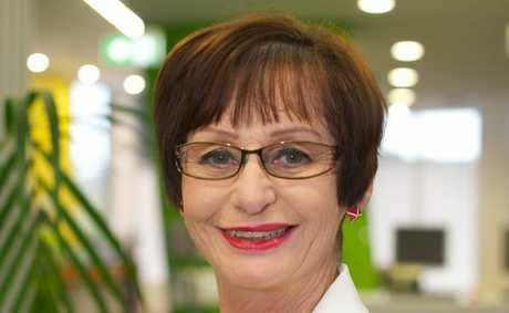 Professor Kathleen Fahy is the new head of campus at Southern Cross University at the Gold Coast.