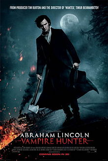 Abraham Lincoln, Vampire Hunter is a good movie for people who aren't that interested in period drama unless it has a little action.