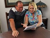 A BUNDABERG couple are flabbergasted their annual house and contents insurance has soared by more than $5000 since their last bill.