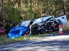NOOSA detectives have arrested and charged an 18-year-old Ipswich man in relation to a fatal crash on Cooroy-Noosa Road at Tinbeerwah last year.