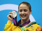 BRITTANY Broben's world changed after winning silver in the 10 metre individual platform final at last year's London Olympics.