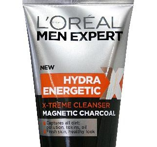 Hydra Energetic X Magnetic Charcoal cleanser