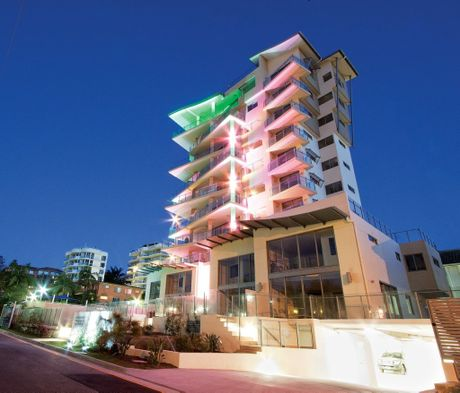 The award-winning Maili development in Rainbow Bay.