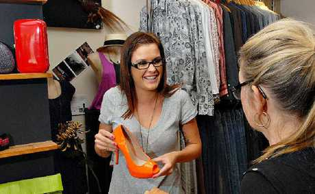 "Alice Russell provides service with a smile at online savvy retailer I.D. Dezine in Mackay. Alice is planning to attend workshop sessions called Retail ""HowTo"" which have been organised by the Mackay Chamber of Commerce."
