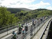 CYCLISTS and cycling fans will be heading for Dartmoor this autumn for a trio of top cycling events including the Tour of Britain on 15 September.