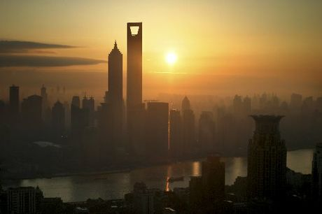 SHANGHAI SUNRISE: China's growth is showing signs of slowing, which is adding pressure on commodity prices at the moment.