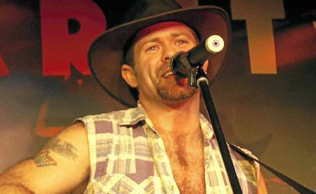 Bundaberg country music singer Justin Standley hopes his upcoming journey on reality TV show the X Factor can help reunite him with his children.