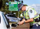 HERVEY Bay police are angry and frustrated after a driver returned a reading more than six times the legal limit in a routine breath test.