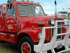 TOP TRUCK: A trophy will be awarded for the best golden oldie at Big Banger Truck Show, Rosewood.