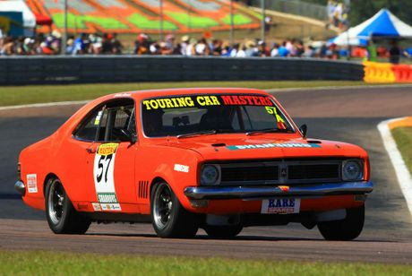 Graham Alexander will bring his Holden Monaro from Geelong, Victoria to race this weekend.