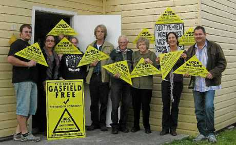PEOPLE POWER: Residents of Numulgi vote to declare the area CSG mining free.