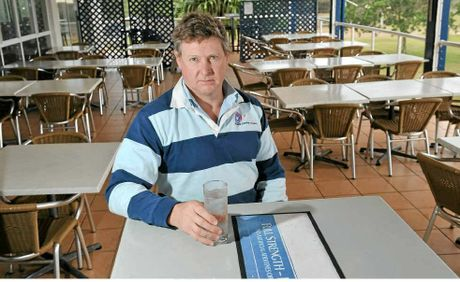 President of Peregian Surf Club Brett Leckie is concerned about any concert cutbacks