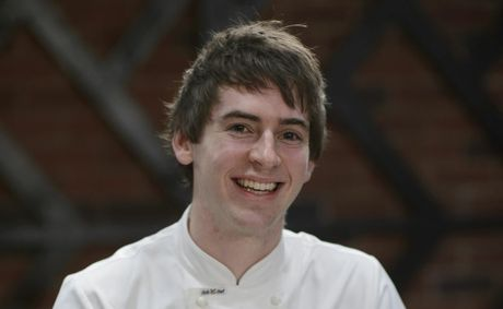 Callum Hann won MasterChef All Stars last night.