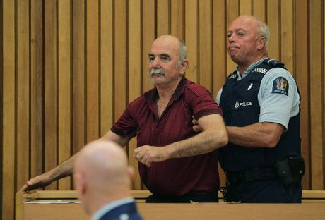 Rex Leverett John Prole in Tauranga District Court. File image.