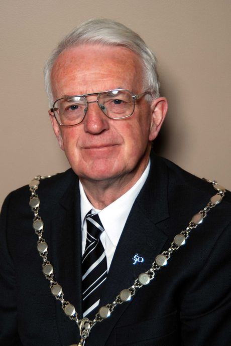 Waitaki District mayor Alex Familton. PHOTO/FILE