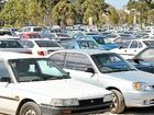 Local students say car parking at the University of the Sunshine Coast is becoming increasingly difficult.