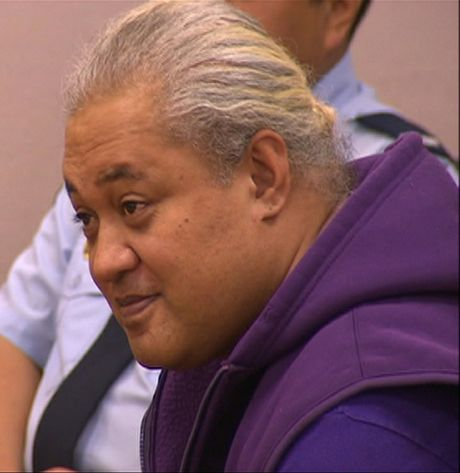 Convicted sex offender Henry Te Rito Miki