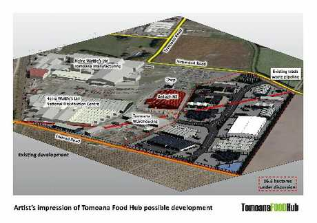 A plan to build a food processing and distribution hub may hinge on whether there's enough evidence to show demand and why it should be built over prime horticultural land on the outskirts of Hastings city.
